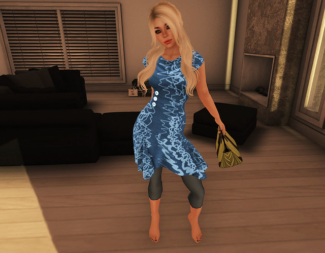 A Butterscotch Princess
