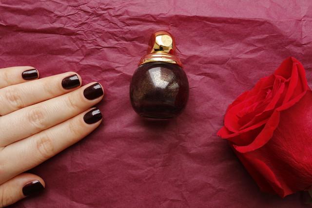 01 Dior Diorific #995 Minuit #лакопятницавлюбленных