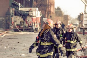 Korner Grocery Fire - Saint John, New Brunswick - April 25 2012