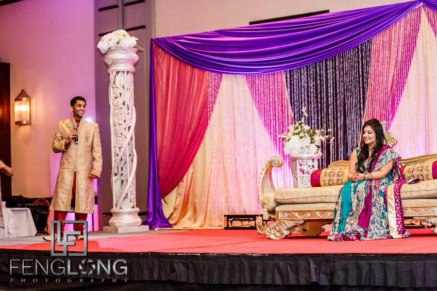 Nadia & Sohail's Nikkah & Reception   Atlanta Ismaili Jamatkhana & Hilton Northeast   Atlanta Indian Wedding Photography