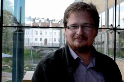 Árpád Solti har tolkat Courbets målning L'origin du monde.