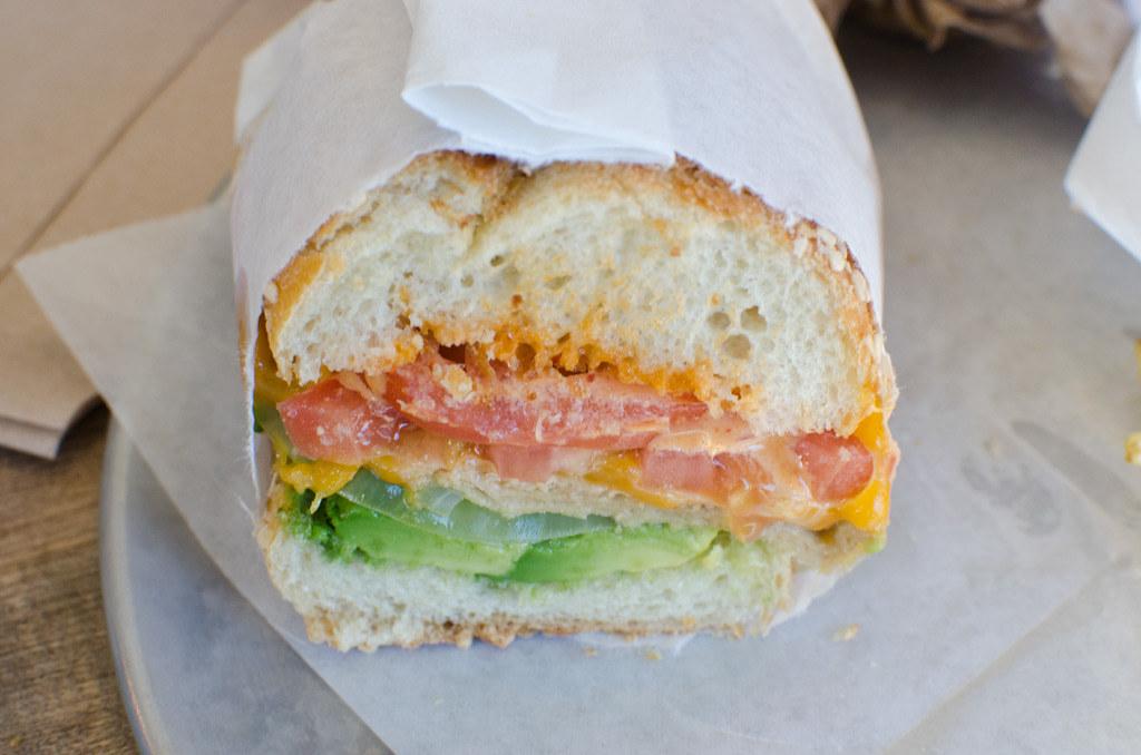 tiny's giant sandwich
