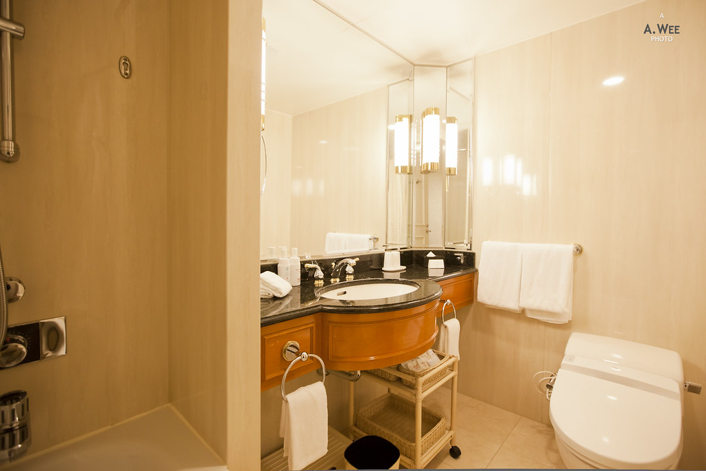 Bathroom of standard room