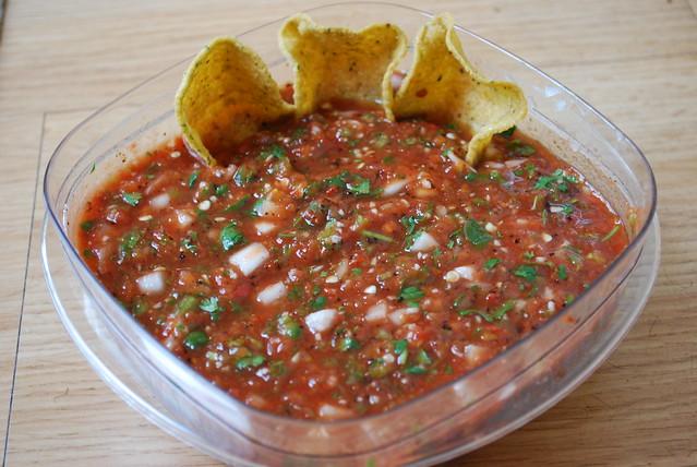 Lime Fiesta Salsa