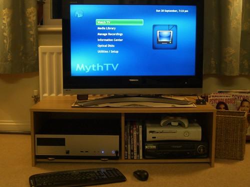 My MythTV setup