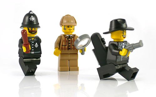 71002 LEGO Minifigures Series 11 15 Constable 04