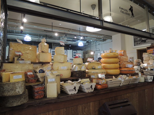 Cheese Galore at Ferry Building