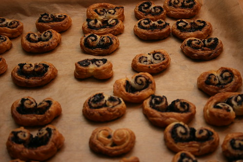 palmiers by the james kitchen