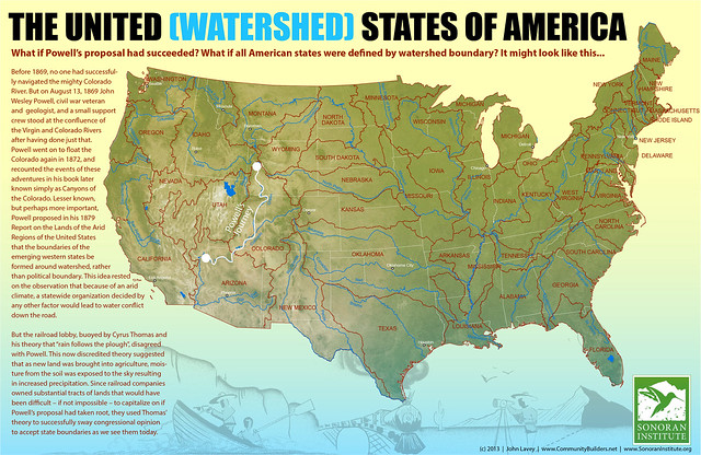 United Watershed States of America 2