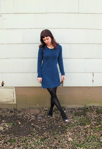 Sweater Knit Lola Dress