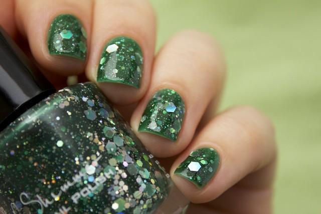 08 KBShimmer Green Hex&Glam