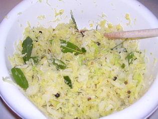 Crauti casalinghi - Home made Sauerkraut