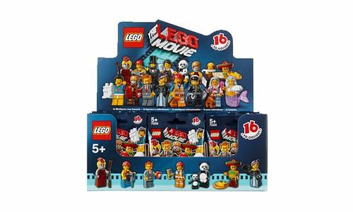 LEGO Minifigures The LEGO Movie Series BOX