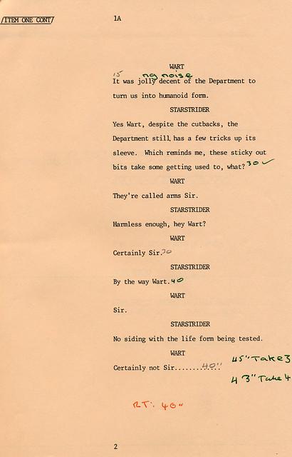 Starstrider script