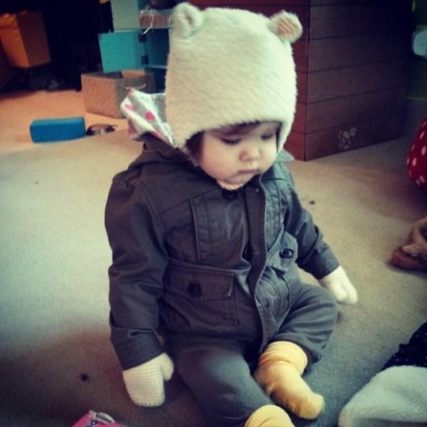 Arctic Baby Bear.
