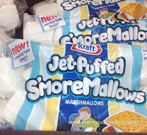 Kraft Jet-Puffed S'moreMallows