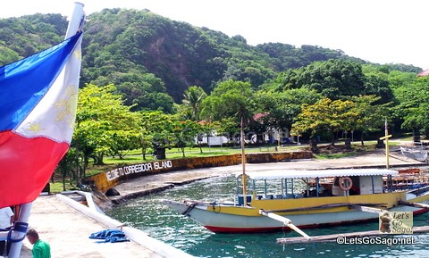 Welcome to Corregidor Island