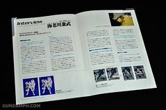 Metal Build 00 Gundam 7 Sword and MB 0 Raiser Review Unboxing (17)