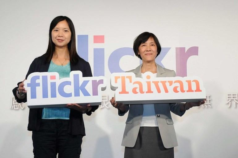 圖說三、Flickr在台首波攜手交通部觀光局,呼籲網友透過Flickr上傳台灣原畫質美圖,讓世界看見台灣之美!