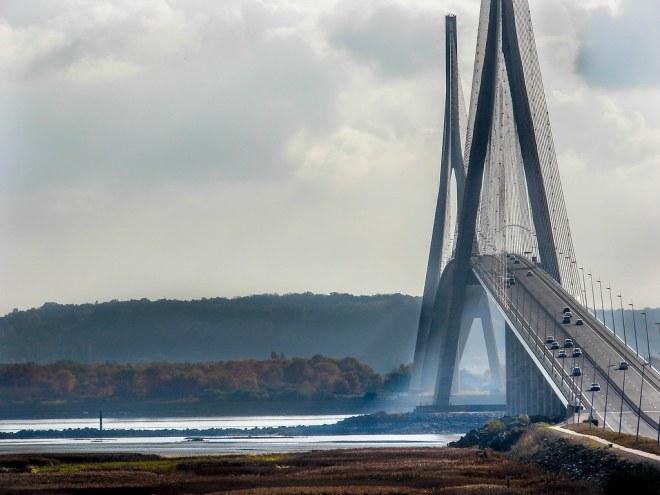 pont de normandie photo