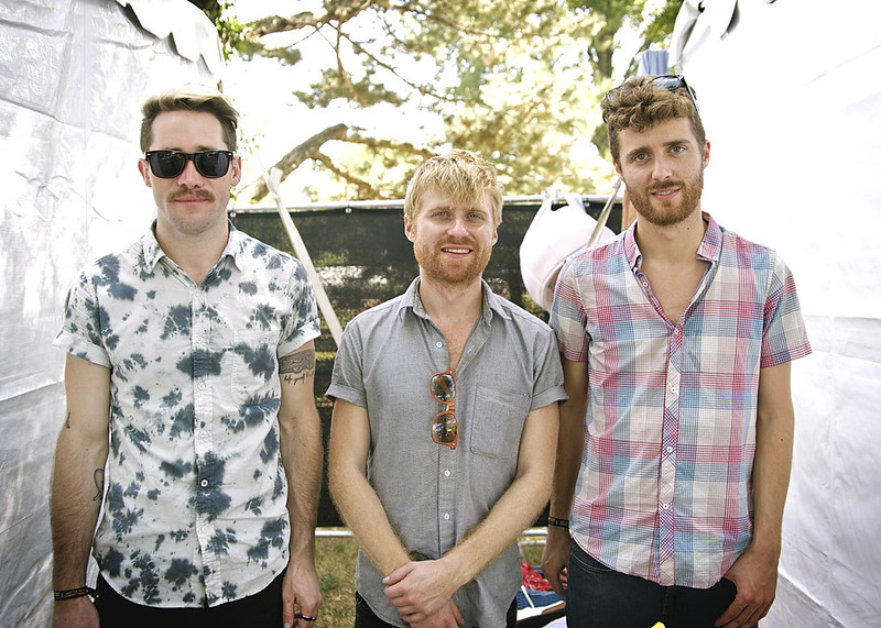 Jukebox the Ghost @ LouFest