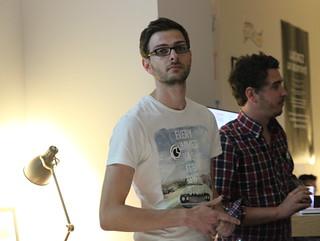 Romain Cochet et Gauthier Nadaud, Smiirl