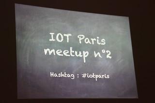 Meetup IOT Paris #2