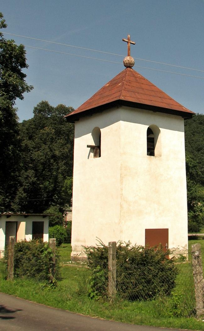 Zvonica v Ľuboriečke