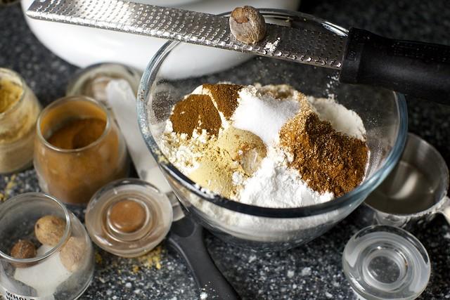 gingerbread snacking cake – smitten kitchen