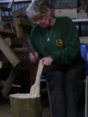 spoon carving workshop