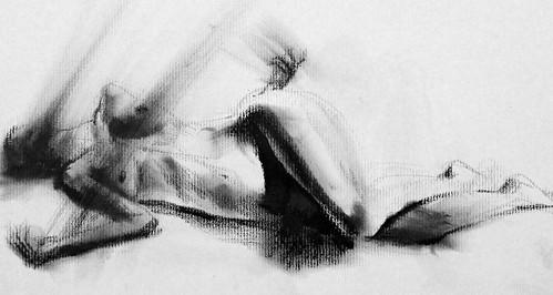 Figure Study No. 50