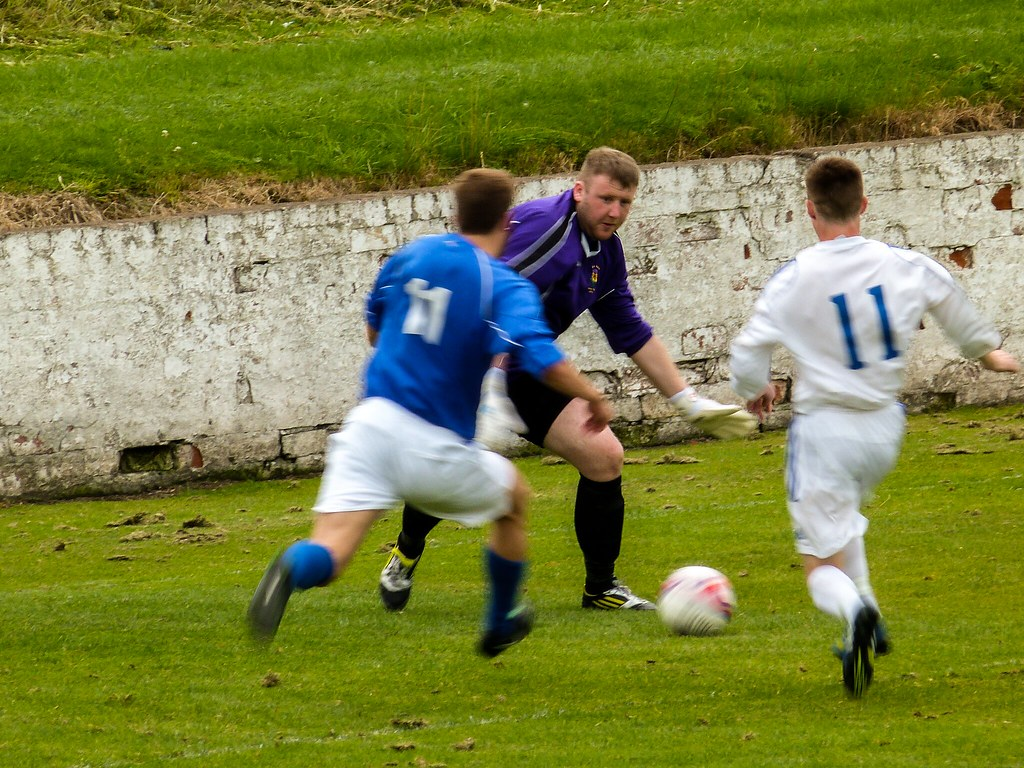 Dundee Violet v Bankfoot 2013
