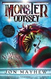 Jon Mayhew, The Eye of Neptune