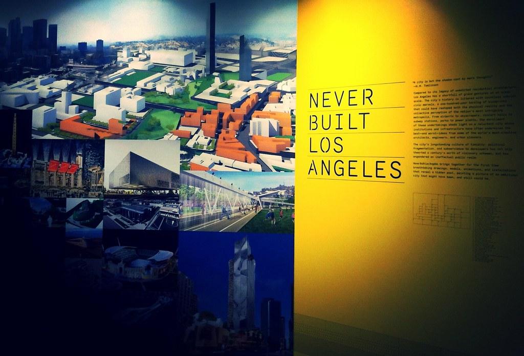 Never Built Los Angeles