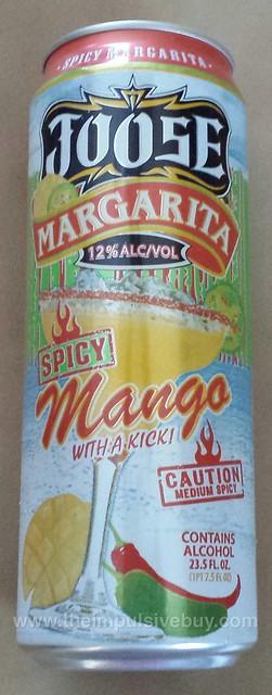 Joose Margarita Spicy Mango