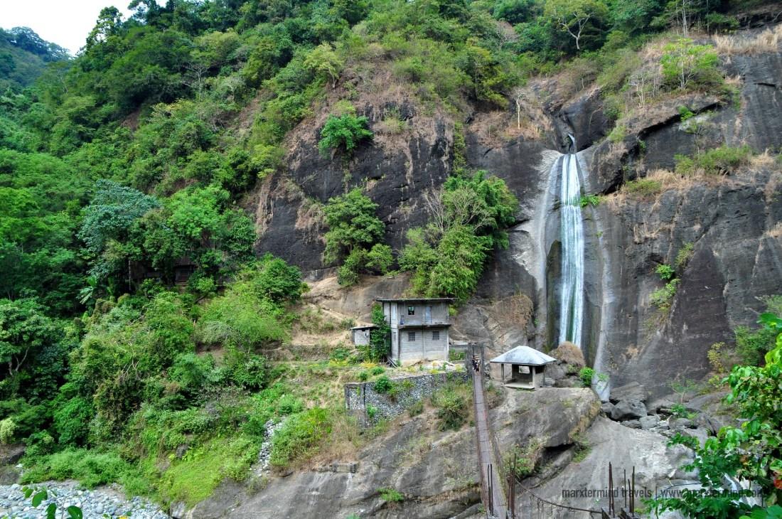 Bridal Veil Falls Kennon Road Baguo City