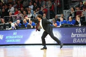 EuroCup,  Brose Baskets - Telekom Baskets Bonn, Bayern, DEU, 2014, .
