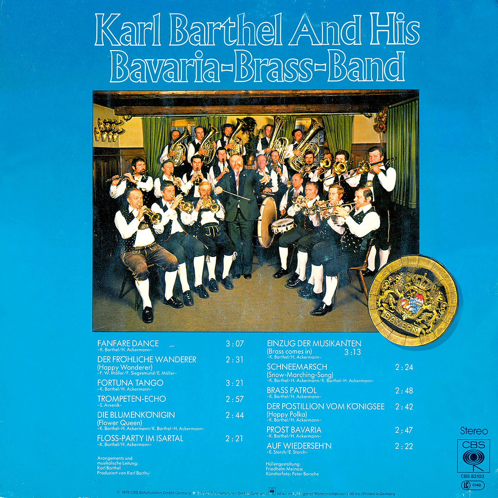 Karl Barthel & Bavaria Brass Band