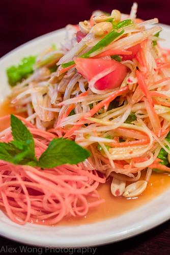 Green Papaya Salad/Som Tum