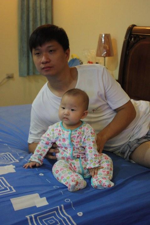 Daddy Allen and Alexa