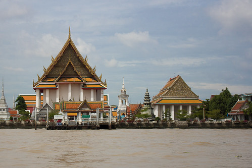 Along the Chao Phraya