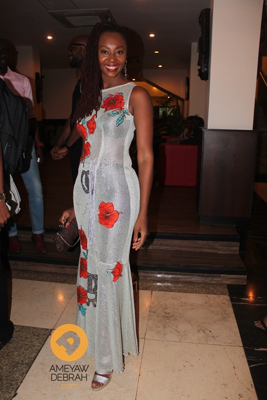 Glitz africa fashion week party