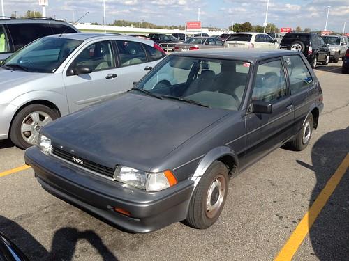 1988 Toyota Corolla FX 27