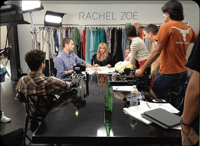 The Rachel Zoe project