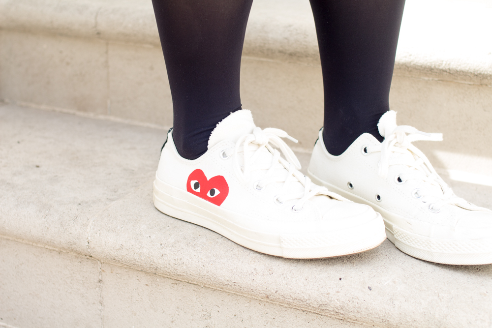 Notting Hill CDG Converse