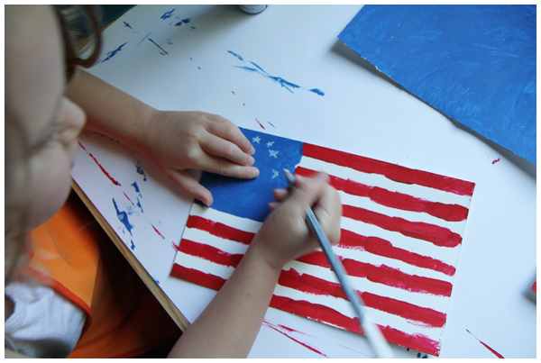 52f559be2cce American Flag Painting Projects – The Creative Salad