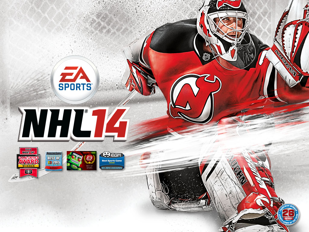 NHL 14 Cover Art Wallpapers