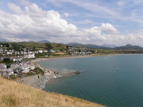 Criccieth Sea Front
