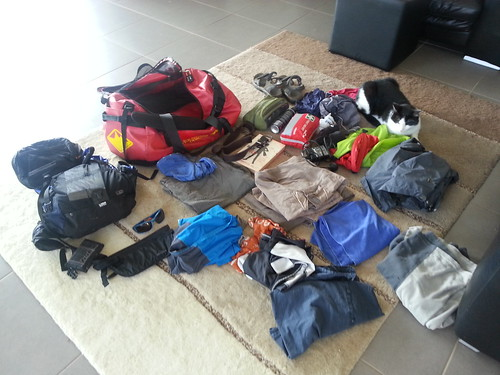 Gear for Kenya by andrewgillsag