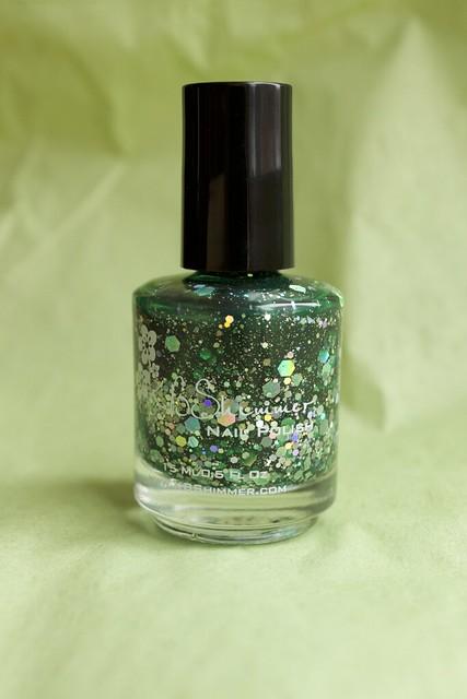 02 KBShimmer Green Hex&Glam